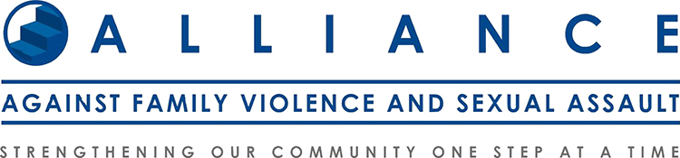 Alliance Against Family Violence and Sexual Assault